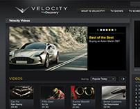Velocity Network Site
