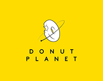 Silver Birch Creative - Donut Planet