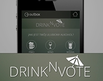Drink N Vote Application