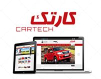 Cartech web site ..