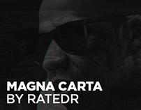 MAGNA CARTA ▲ RATEDR