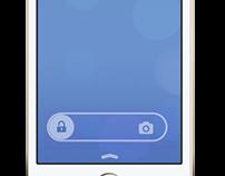 Full iOS 8 Icon and UI Concept