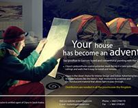 Clipso Print Advertisements