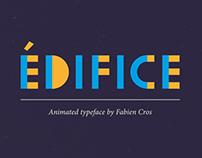 Edifice :: Typeface