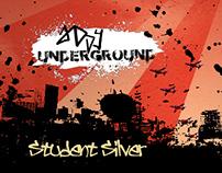 Addy Underground Student Silver