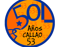 Scout Badge. 50th aniversary
