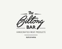 The Biltong Bar Branding