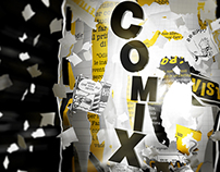 Comix Diary 2014 3D Lenticular Special Edition