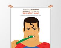 Superhero (Press Ads)