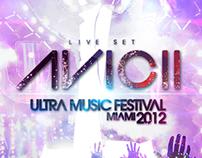 Avicii - Live Set @ UMF Miami 2012 - Movie Cover