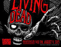 Night of the Living Dead Limited Edition Poster