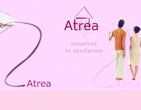 Atrea banner advertising