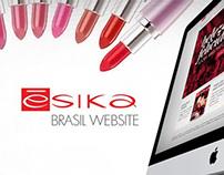 Esika Brasil Website