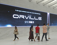 The Orville - Outdoor Motion Marketing