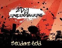 Addy Underground Student Gold