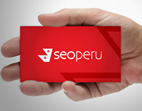 SEOPERU Logo and Website