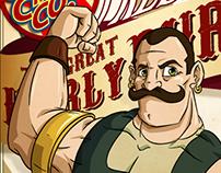Strongman Poster