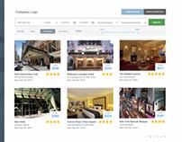 Hotel/Car Booking Site
