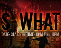 S-What? (Forge Youth) Flyers & Posters
