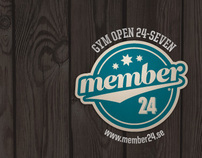 Member 24 – just a gym