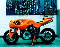 F.C. leRoy Bott Racer