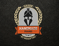 GreekHandmadeFrames