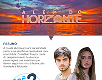 Email Marketing - TV Liberal / Além do Horizonte