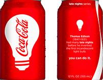 Coke Late Nights series