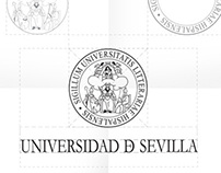 Identidad Corporativa Universidad de Sevilla
