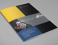 Corporate Brochure Template Vol.26 - 16 Pages