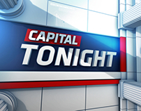 Capital Tonight Rebrand (Time Warner Cable News)