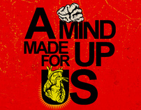 A Mind Made Up For Us - Poster