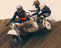 Weston-super-Mare Beach Race 2013
