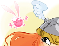 Barbara ~ Rayman Legends