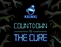 """Countdown to the Cure"" Keurig Campaign"