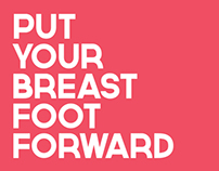 Breast Cancer Public Service Announcement Ad Series