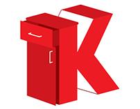 Kitchen Design & Cabinetry Logo