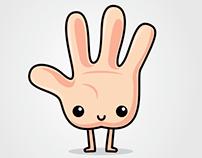 Hand Mascot Pack