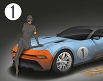 Concept Praia Racing