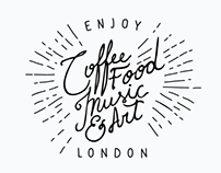 THE LONDON COFFEE FESTIVAL - CUPS
