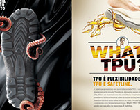 Campanha What's TPU - Safetline