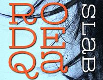 Rodeqa Slab (Typeface)