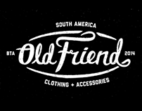 Old Friend - Logo