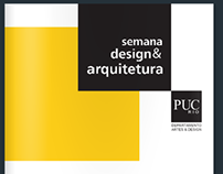 Presentation document of the Design Week of PUC-Rio