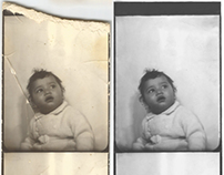 Photo Restorations and Retouching