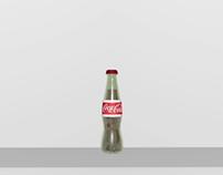 Coca-Cola Personified
