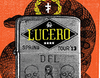 2013 Lucero Posters