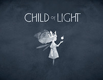 Child of Light Logotype & Guideline