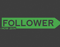 Follower D-Now Logo