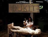 Dukit (Carved in Wood) 2013